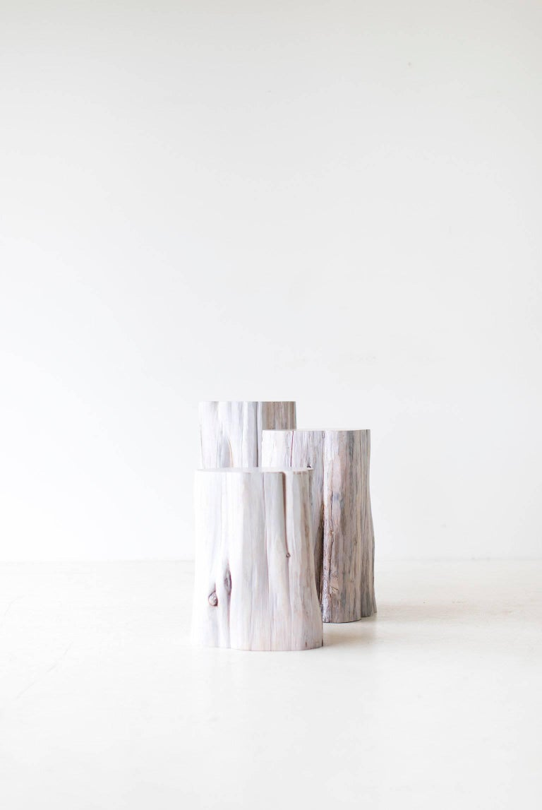 Modern Tree Stump Tables For Sale 1
