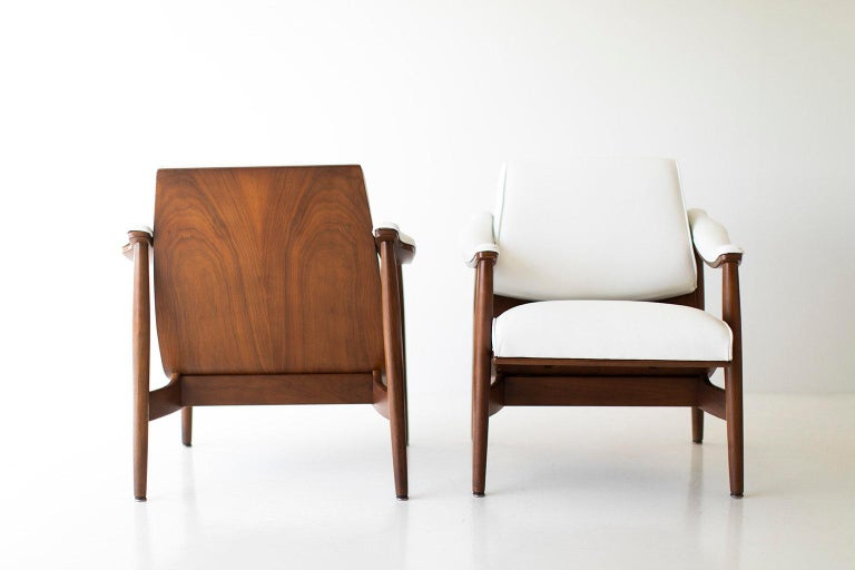 Mid-Century Modern Modern Thonet Lounge Chairs For Sale