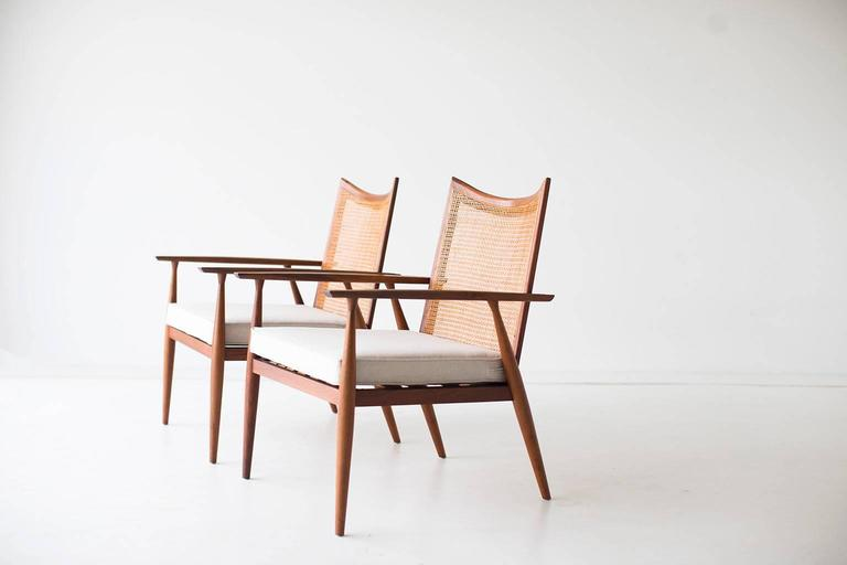 Paul McCobb Lounge Chairs for Winchendon, Planner Group Series In Good Condition In Oak Harbor, OH