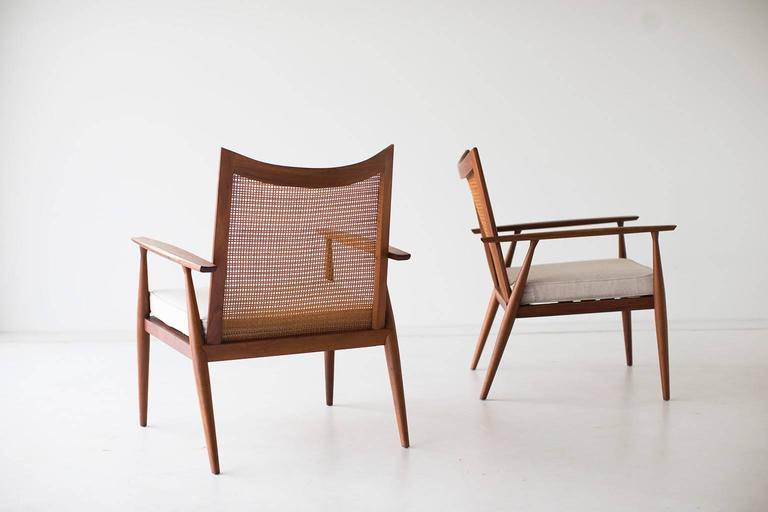 Paul McCobb Lounge Chairs for Winchendon, Planner Group Series 3