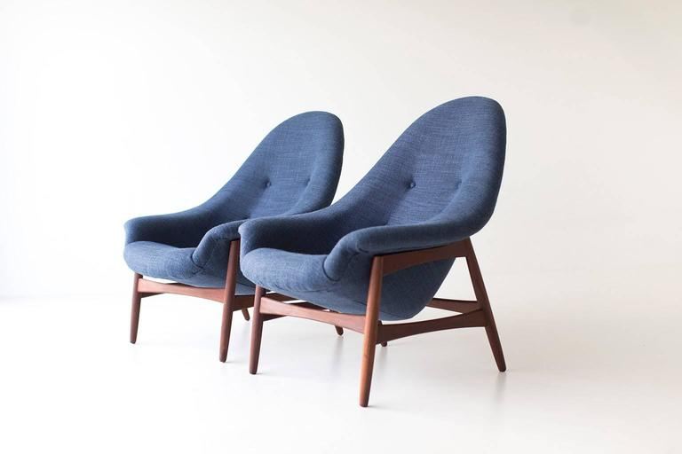 Hans Olsen Lounge Chair For Bramin 3