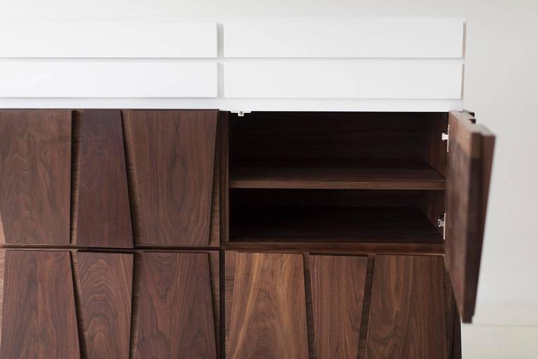 Contemporary Modern Dresser - 1608 - Craft Associates® Furniture For Sale