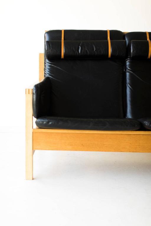 Mid-20th Century Børge Mogensen Sofa for Fredericia Stolefabrik For Sale