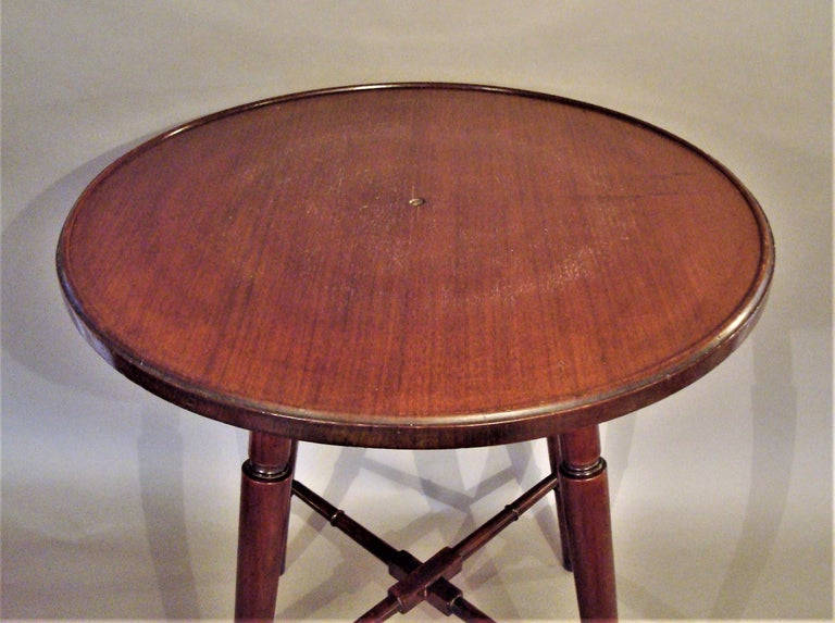 Late 19th Century Mahogany Golf Game Table For Sale 3