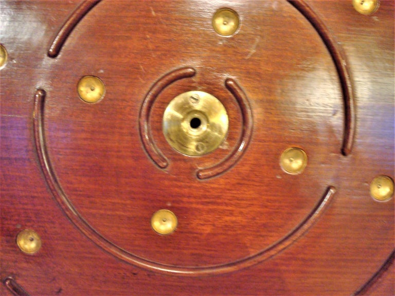 Late 19th Century Mahogany Golf Game Table For Sale 9