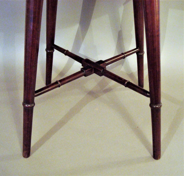 Late 19th Century Mahogany Golf Game Table For Sale 11
