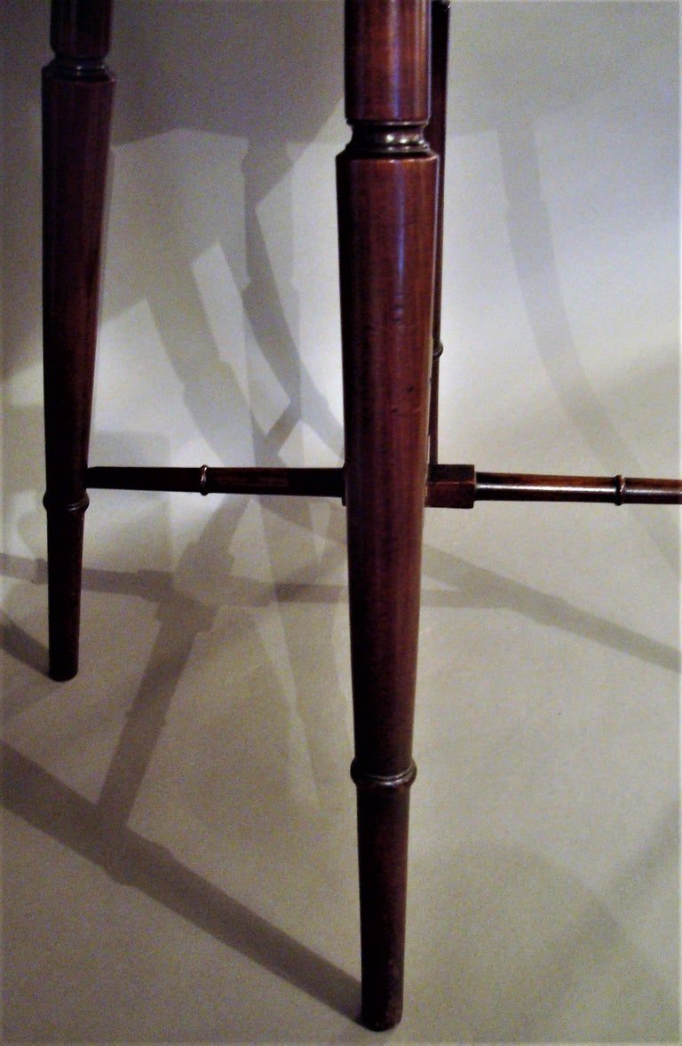 Late 19th Century Mahogany Golf Game Table For Sale 12