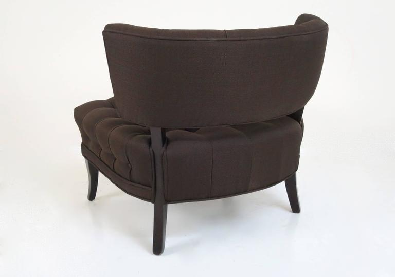 Oversized Slipper Chair in the Manner of William