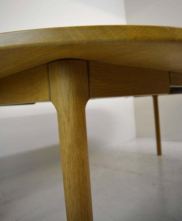 Hans Wegner for Ry Mobler Dining Table For Sale 1