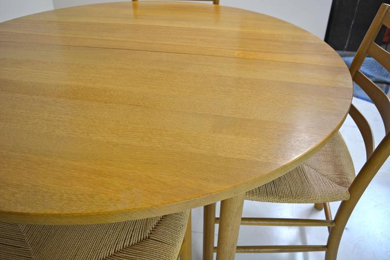 Hans Wegner for Ry Mobler Dining Table For Sale 3