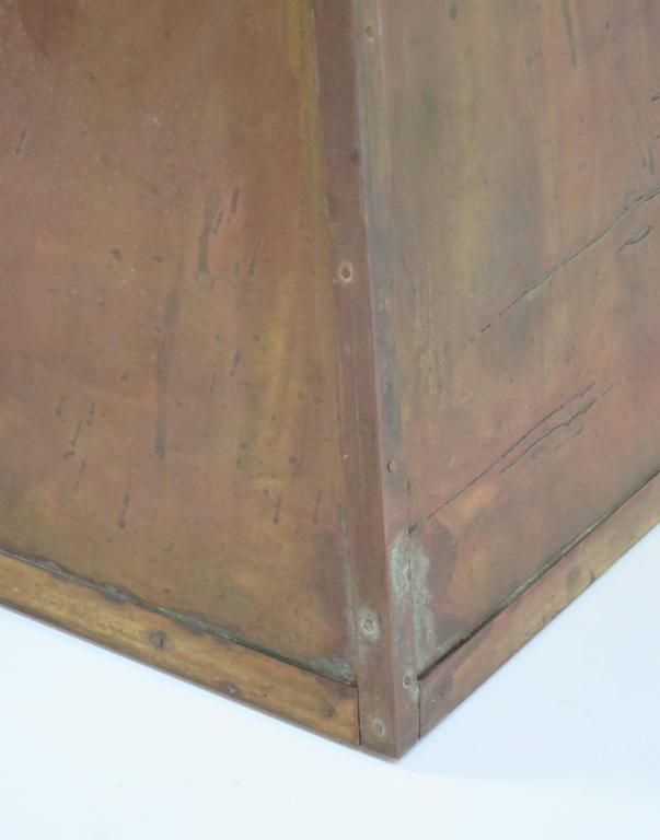 Rare Pharoah Table by Philip and Kelvin LaVerne For Sale 3