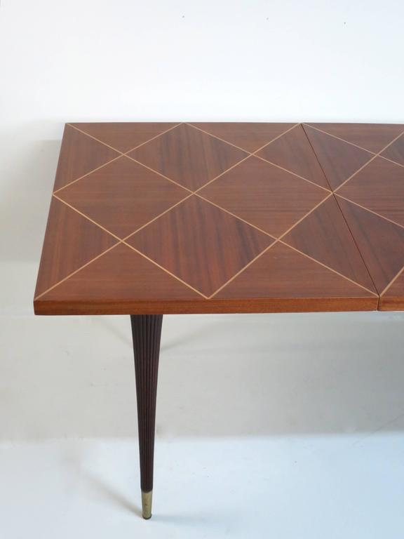 American Tommi Parzinger Dining Table For Sale