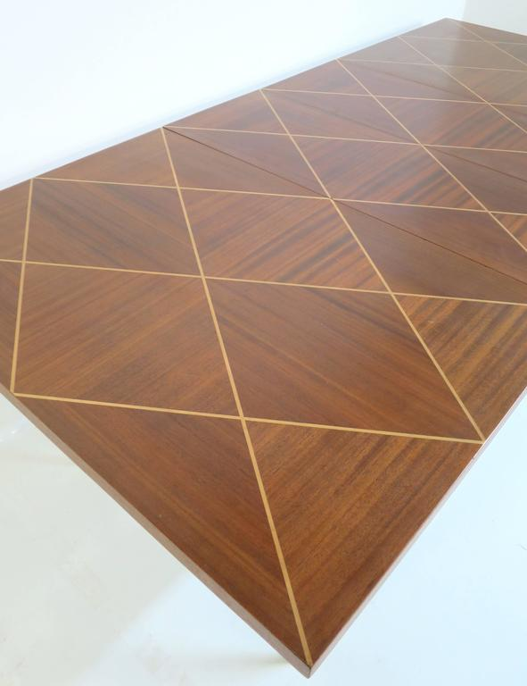 Tommi Parzinger Dining Table In Good Condition For Sale In San Diego, CA