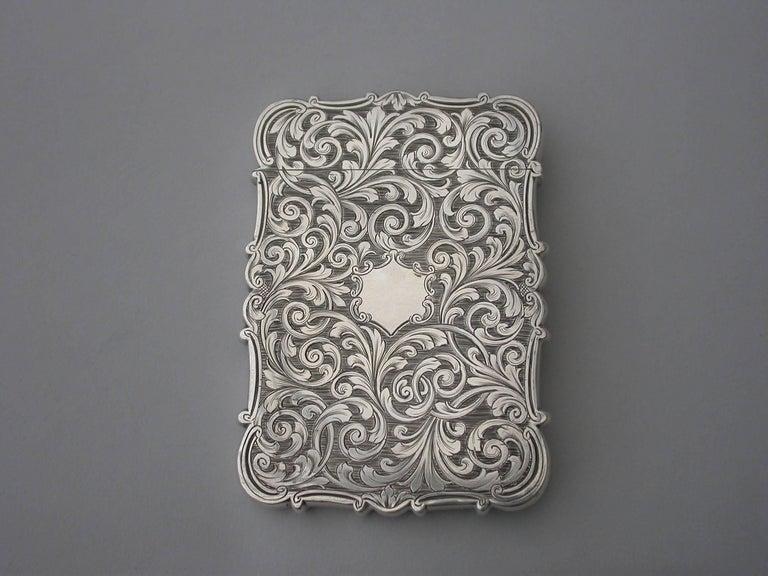 Victorian Antique Silver