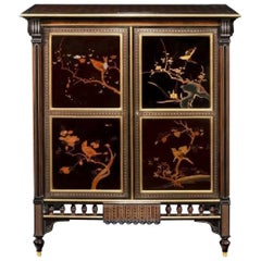 Exquisite Exhibition Quality Side Cabinet by Giroux