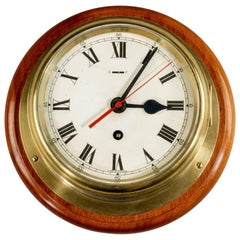 Smith's Astral Ship's Bulkhead Clock