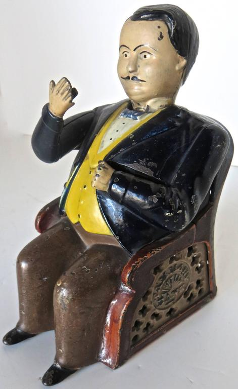 "Mechanical Bank ""Tammany"", American, circa 1873 2"