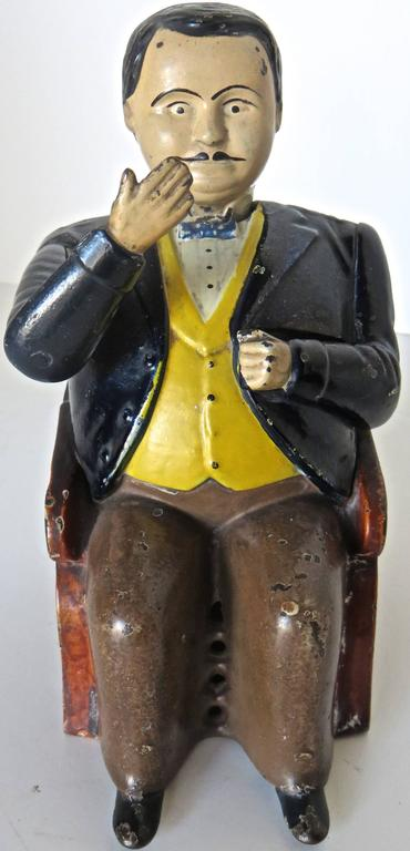 "Mechanical Bank ""Tammany"", American, circa 1873 3"