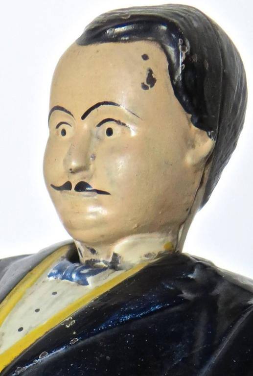 "Mechanical Bank ""Tammany"", American, circa 1873 8"