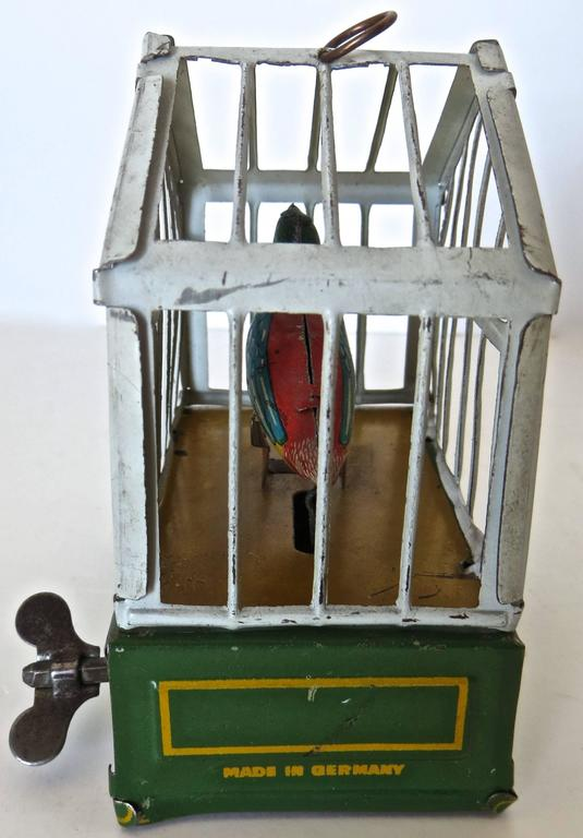 1920s hair styles for hair german quot song bird in cage quot circa 1920 for at 1stdibs 7529