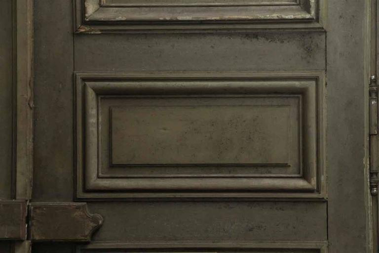 1870s French Provincial Oversized Doors With Door Janbs