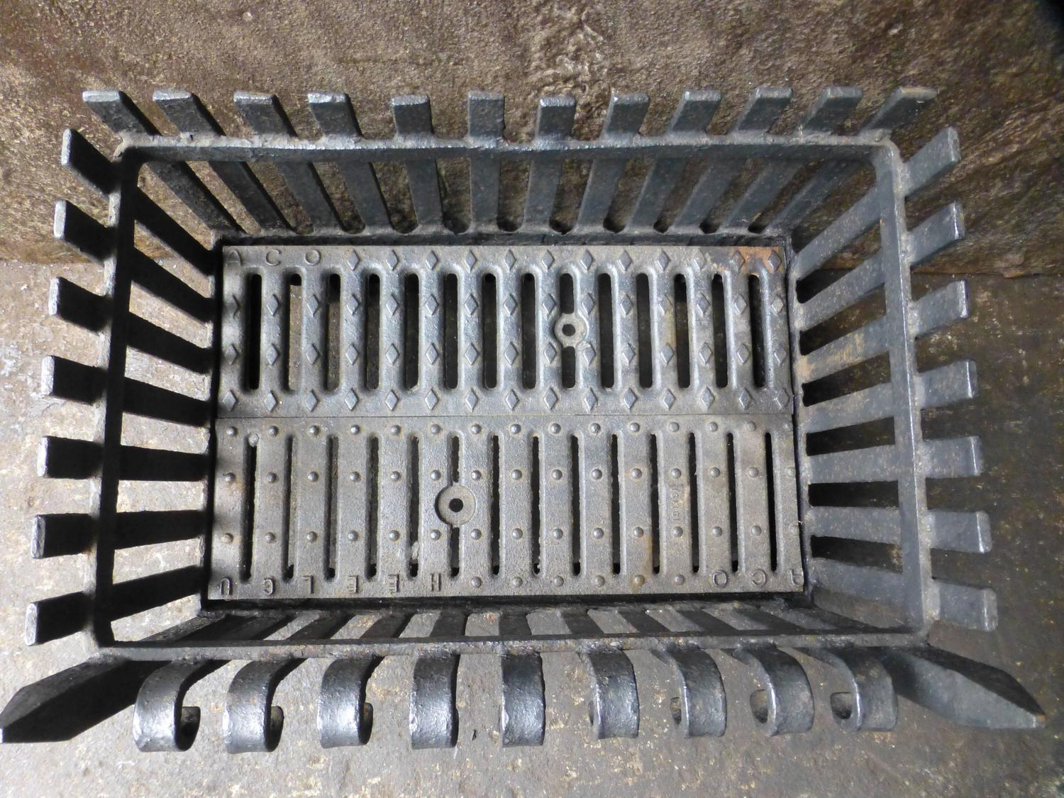 fireplace grate or grate for sale at 1stdibs