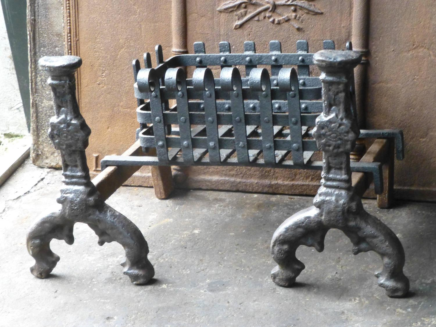 19th Century English Fireplace Grate Fire Grate For Sale At 1stdibs