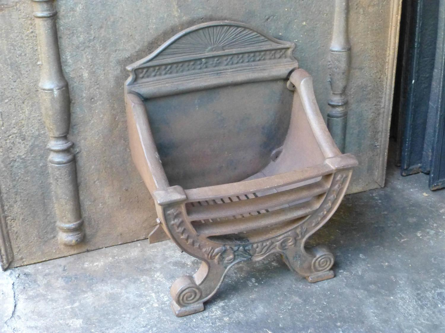 English Fireplace Grate Fire Grate For Sale At 1stdibs