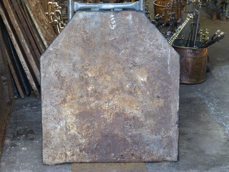 17th Century Arms Fireback For Sale 1