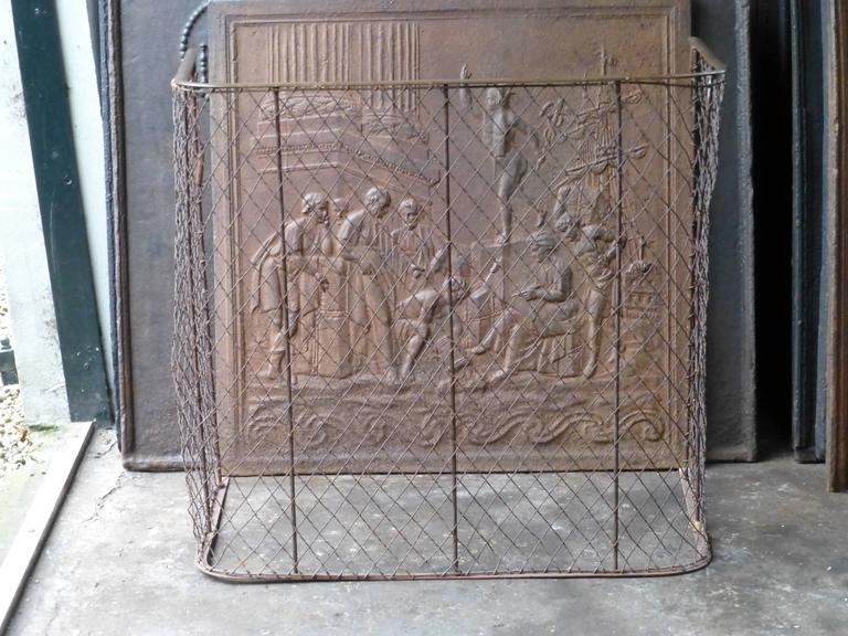 We have a unique and specialized collection of antique and used fireplace accessories consisting of more than 1000 listings at 1stdibs. Amongst others we always have 300+ firebacks, 250+ pairs of andirons and 200+ sets of fireplace tools for sale at