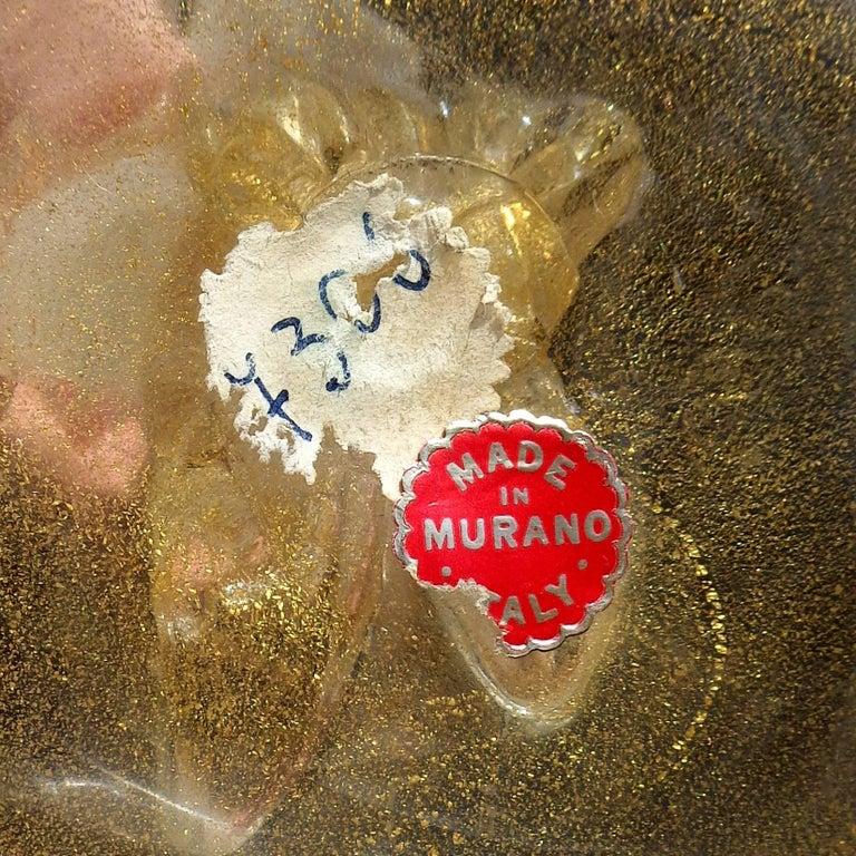 Mid-20th Century Archimede Seguso Murano Opal Italian Art Glass Victorian Gentleman Sculpture For Sale