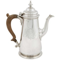 George II Coffee Pot