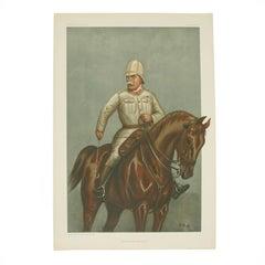 Vanity Fair, The Cavalry Division