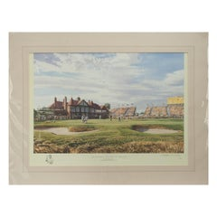 1988 Open Golf Championship at Royal Lytham and St Annes