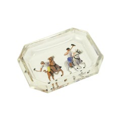 Polo Glass Pin Tray