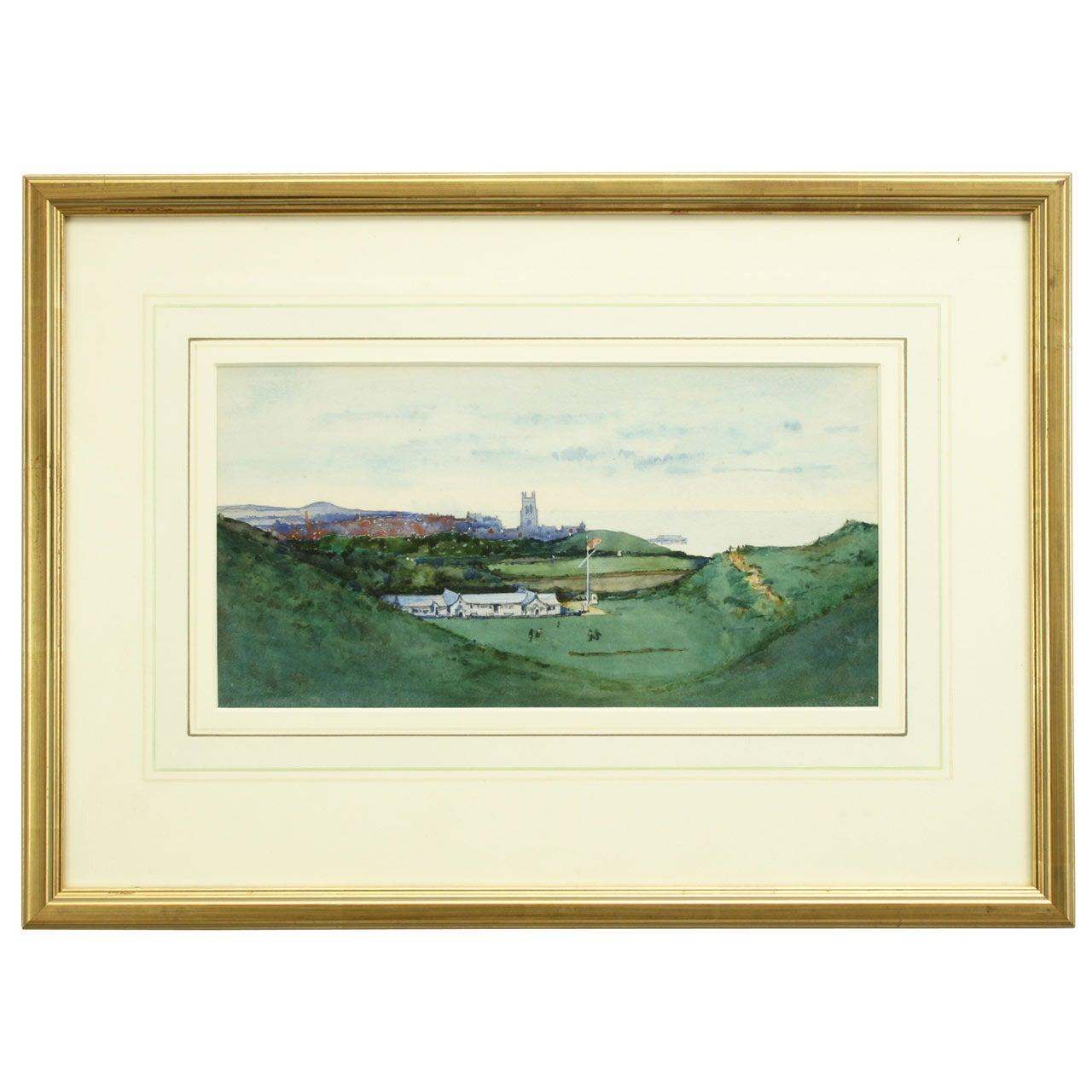 Cromer Golf Club, Painting