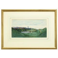 Cromer Golf Club, Painting