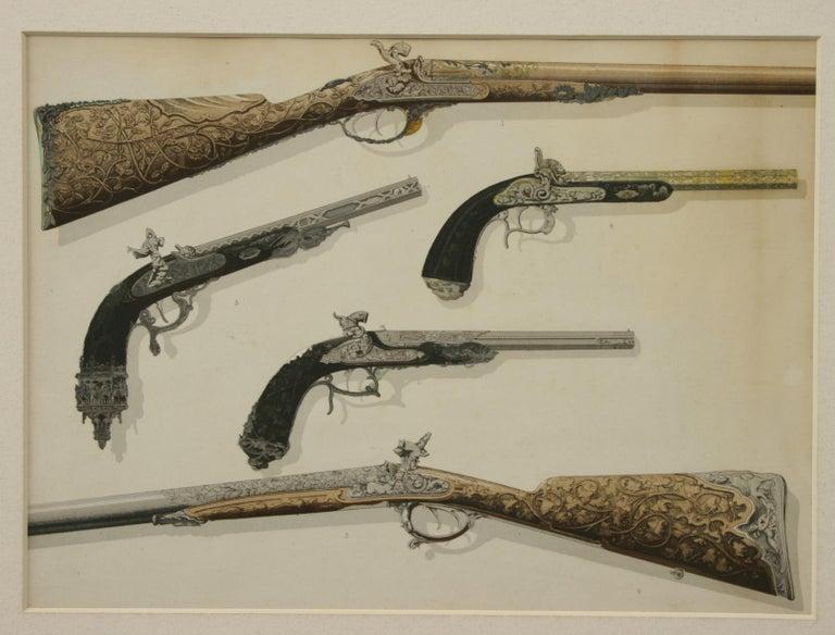 Sporting Art Firearm Prints For Sale