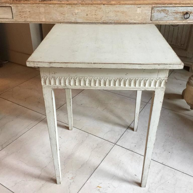 Gustavian style side table for sale at 1stdibs for Oka gustavian side table