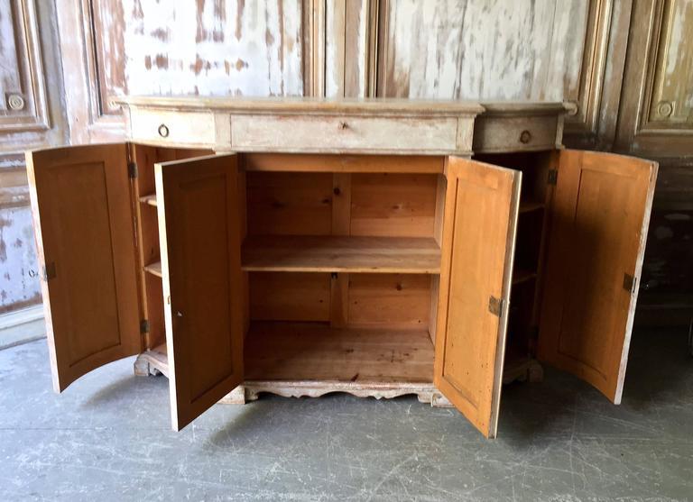 19th Century Swedish Gustavian Sideboard 8