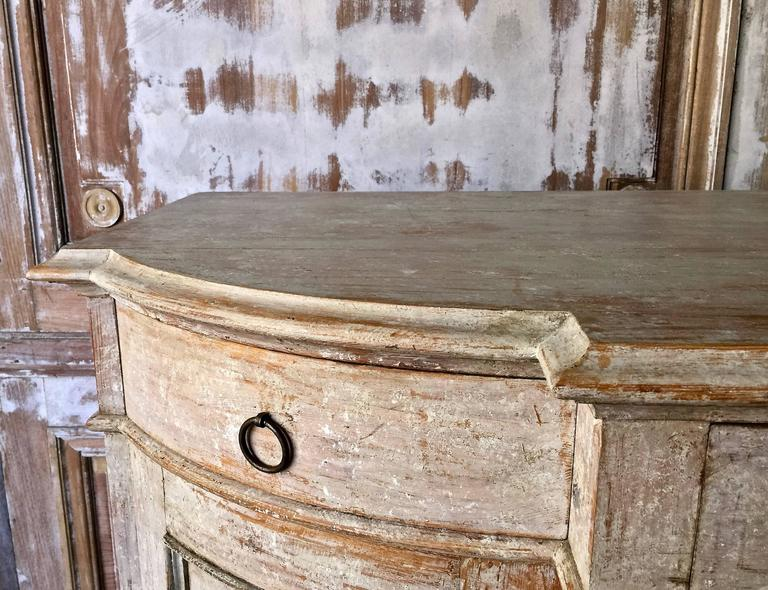 19th Century Swedish Gustavian Sideboard 4