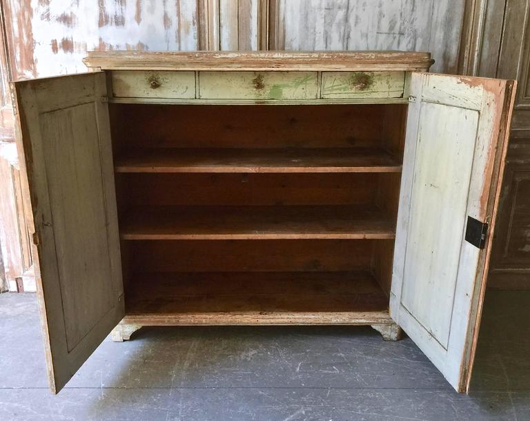 Swedish Gustavian Period Sideboard For Sale 2