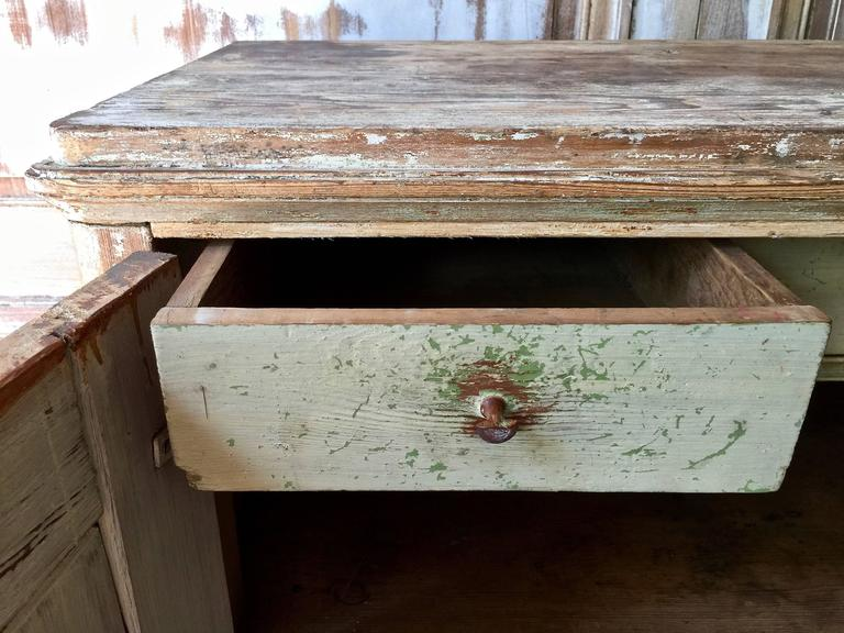 Swedish Gustavian Period Sideboard For Sale 3