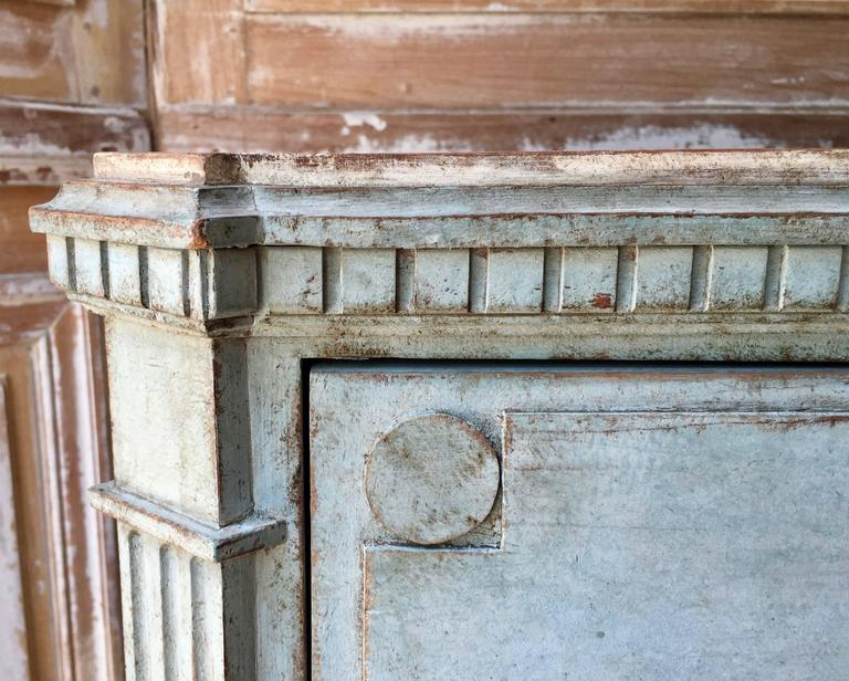Pair of Swedish 19th Century Gustavian Chests For Sale 3