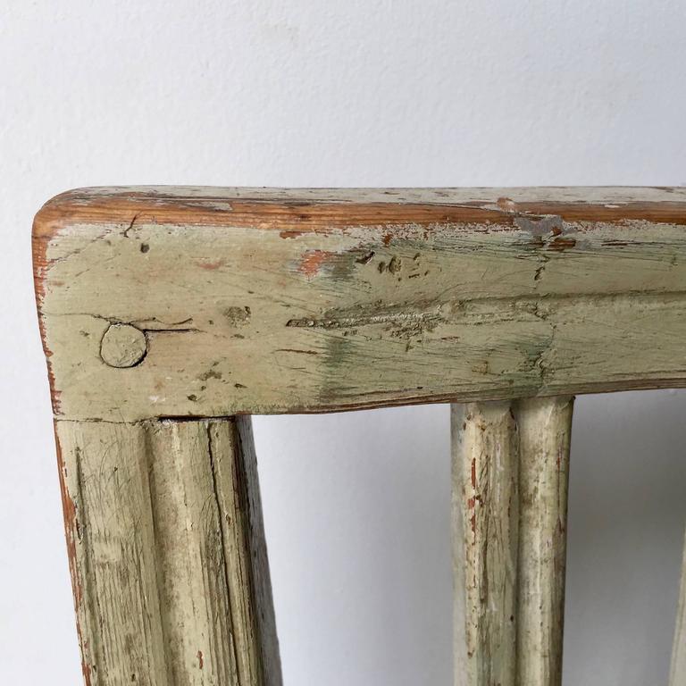 Set of Six Swedish 19th Century Side Chairs 7