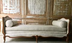 19th century French Louis XV Style Daybed