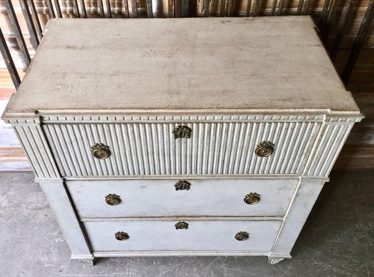 Late Gustavian Period Chest of Drawers 3