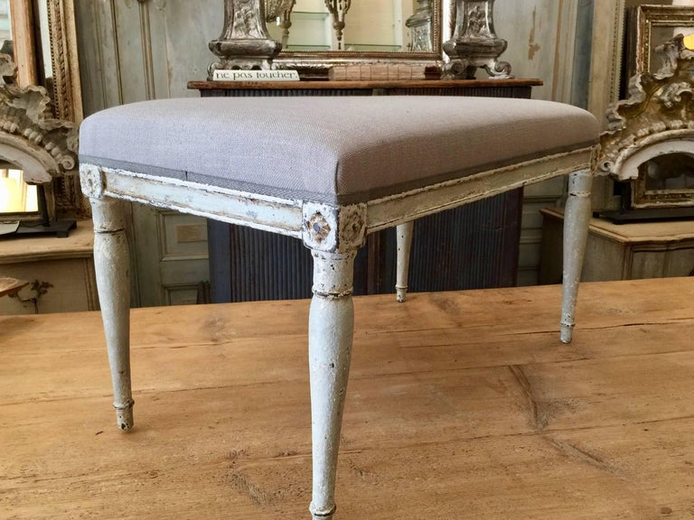 French, Louis XVI Style Bench 2