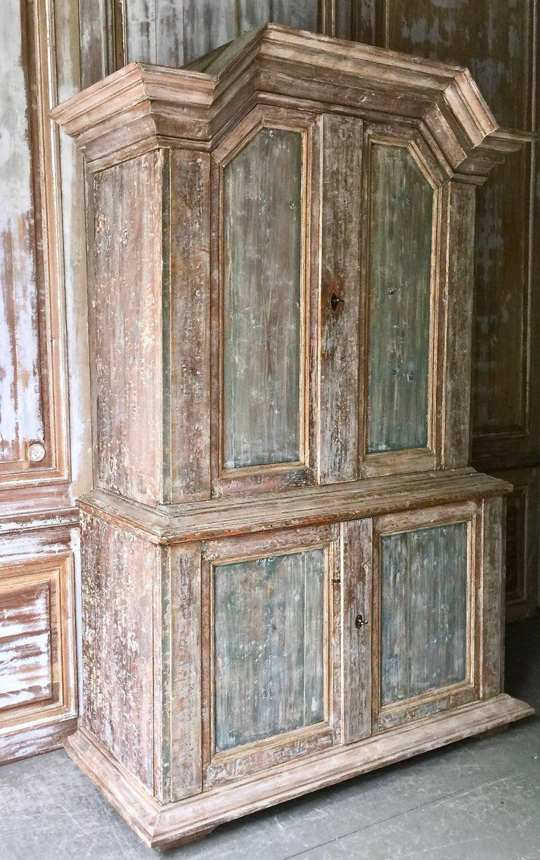 18th Century Gustavian Period Cabinet 2