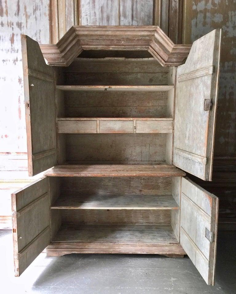 18th Century Gustavian Period Cabinet 10